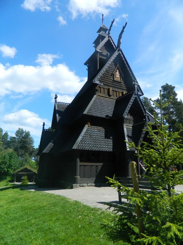 Norsk Folkemuseum - Bygdøy