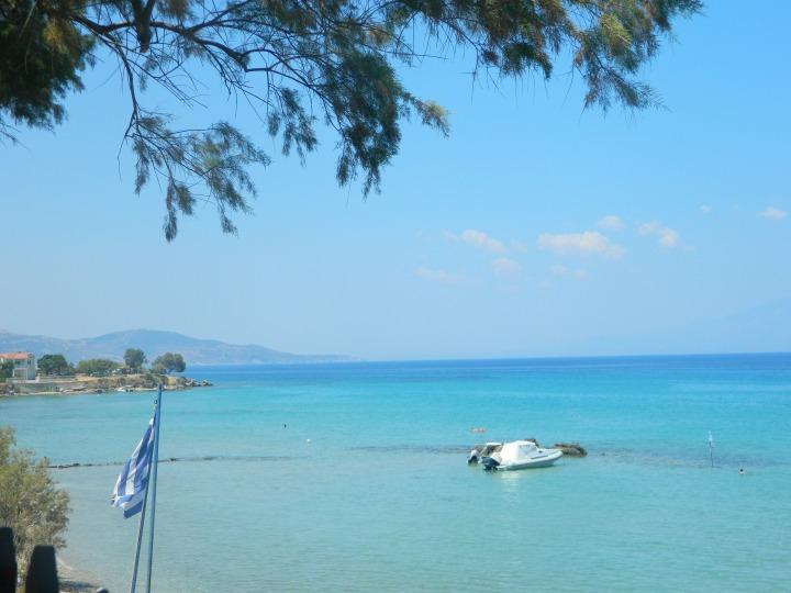 Shoestring beach