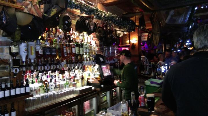 Oliver St. John Gogartys (Temple Bar - Dublin)