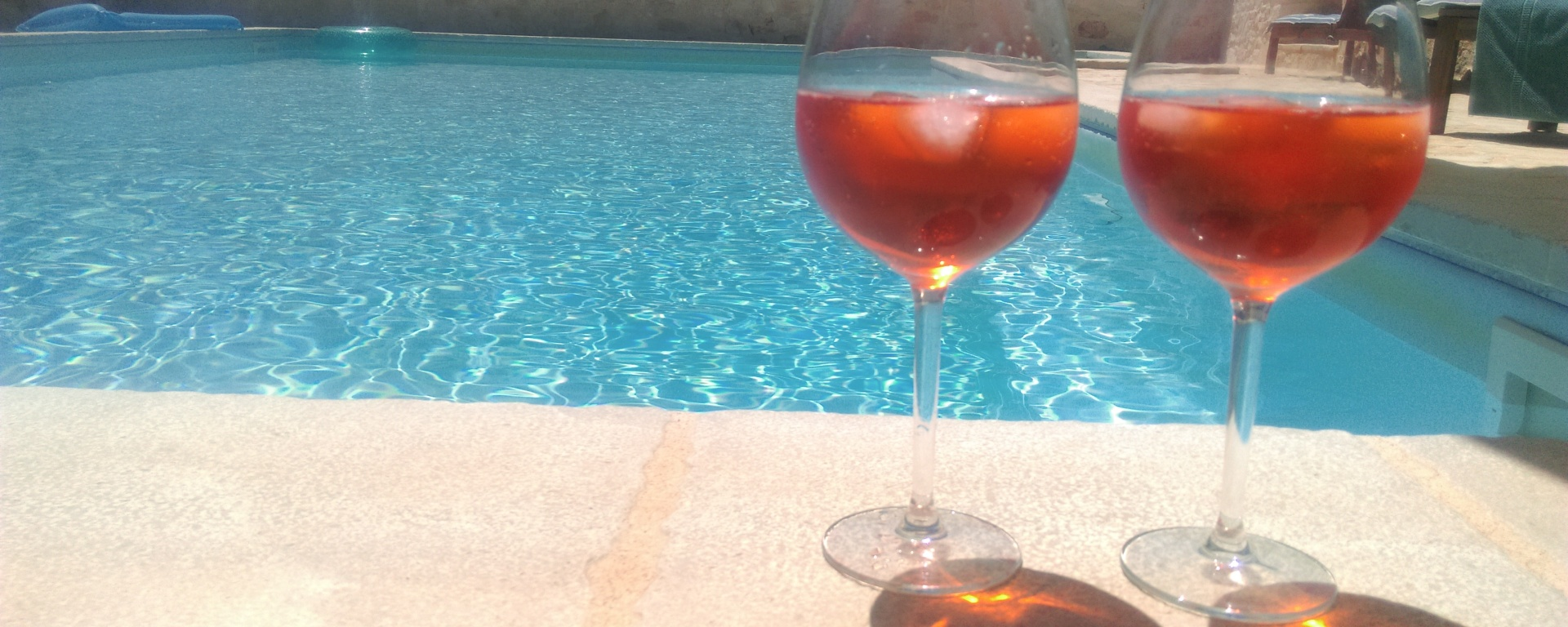 Spritz by the pool