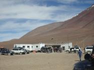 Frontera Chile - Bolivia