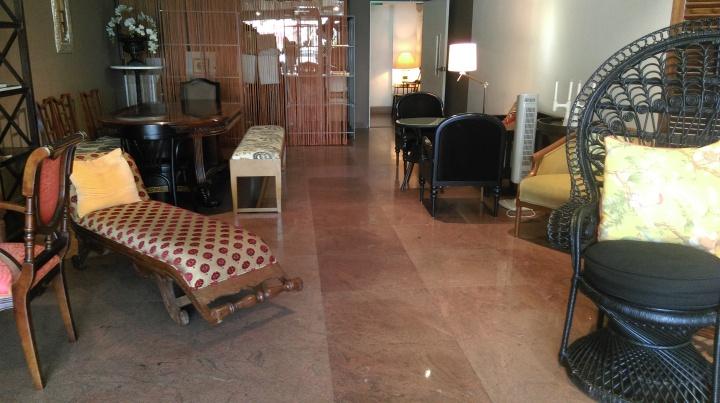 Adler hostel lobby 2