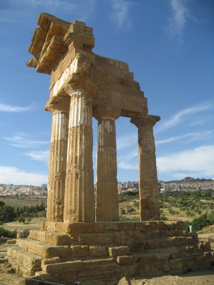 Greek Temples - Agrigento