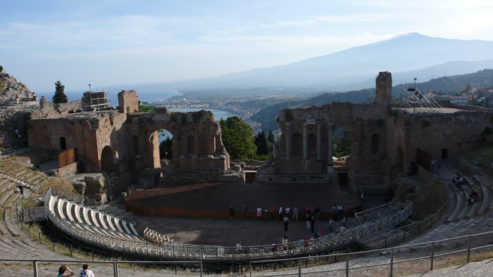 Greek Theater Taormina
