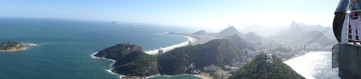 View from Sugar Loaf