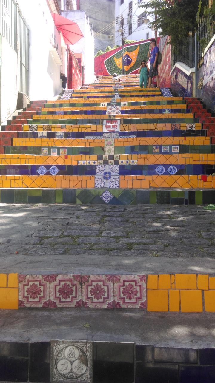 Selaron Steps - Lapa