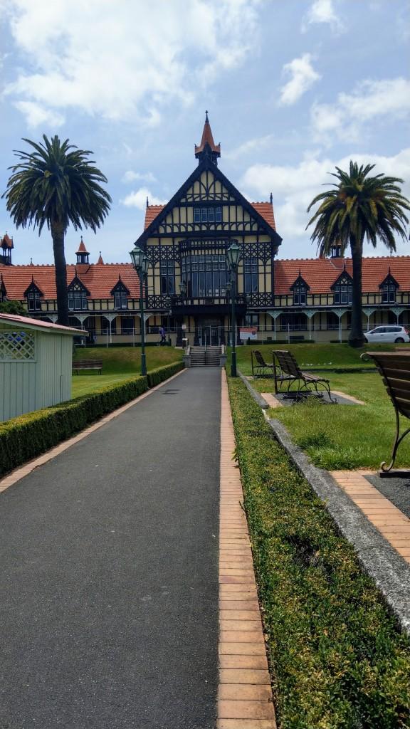 Government Gardens - Rotorua